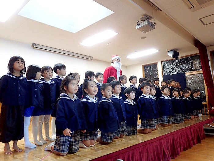 クリスマス会5