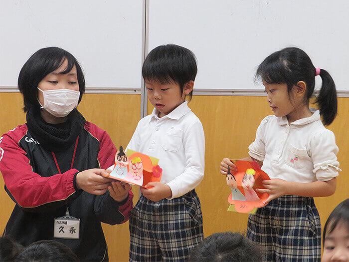 ひろき保育園 年間行事-春 ひなまつり3